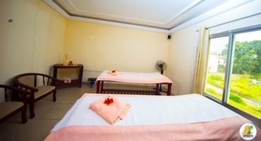 Hotel SEME BEACH chambre deux lits